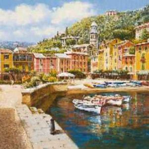 Harbor at Portofino