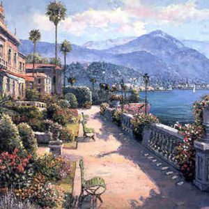 Lake Como Promenade