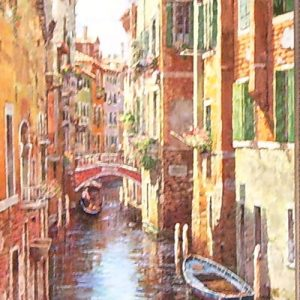 Venice Canal (Painting)