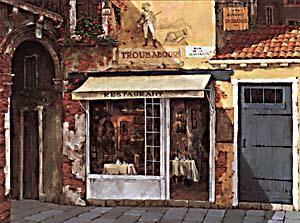 Troubadour Restaurant
