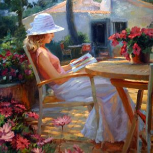 Summer Novel - Painting