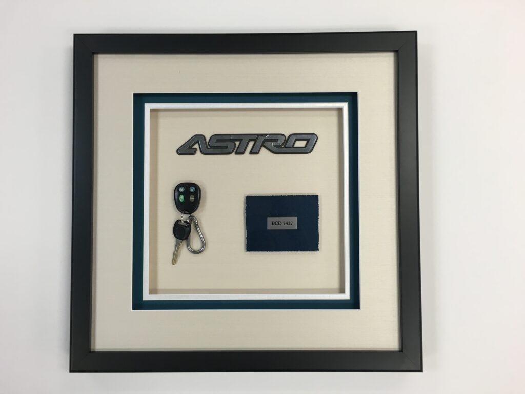 Alex Astro Car Frame
