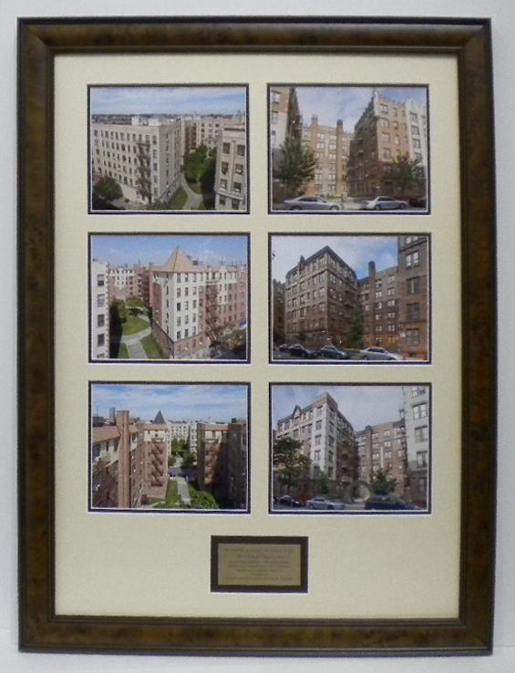 Office framing